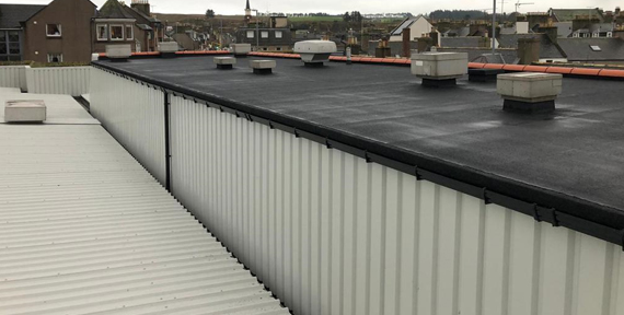 Liquid Coating, AB Roofing Solutions, Newcastle